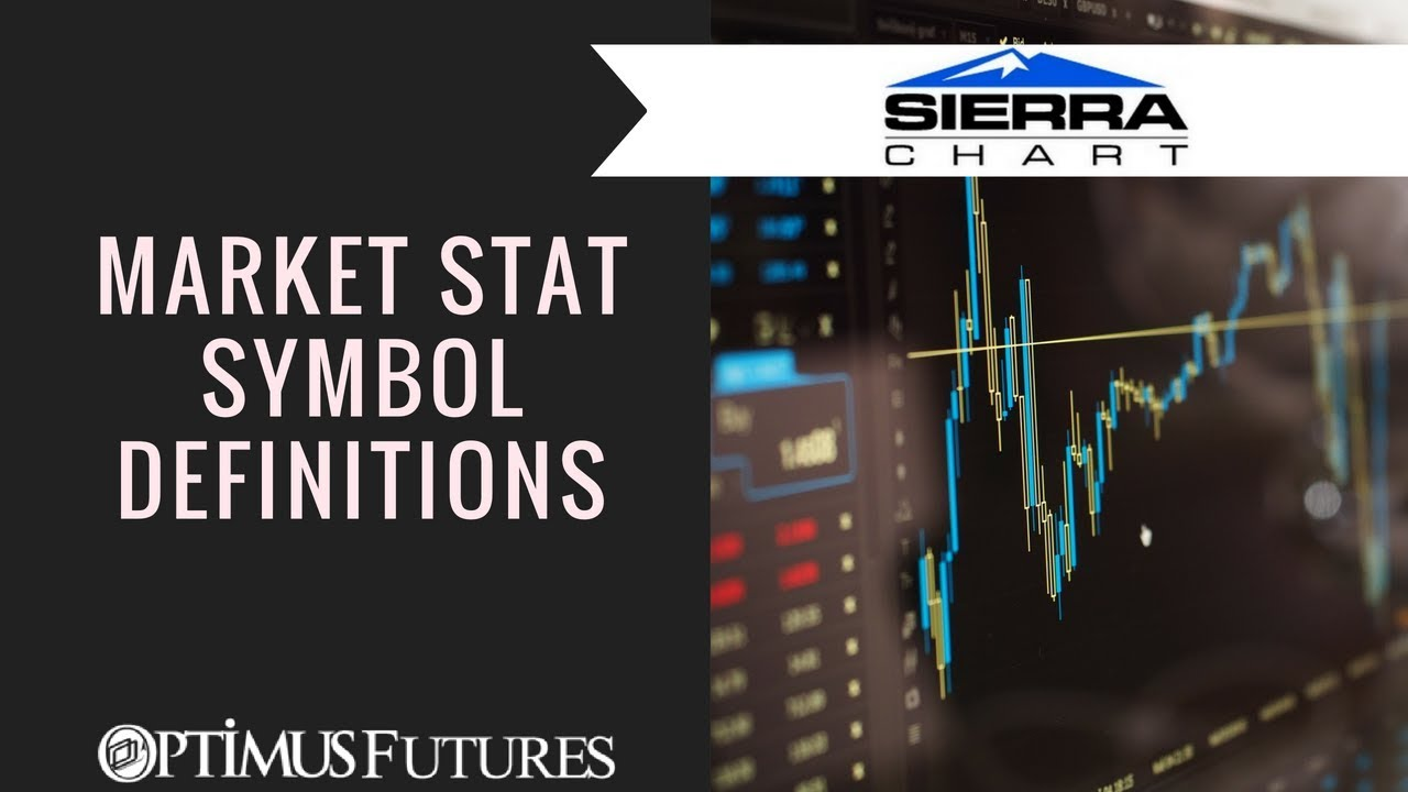 Sierra Chart Market Statistic Symbol Prefixes And Their