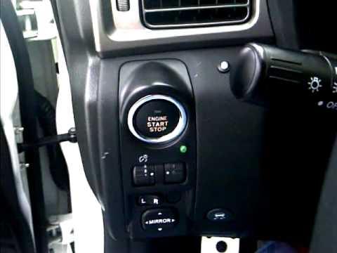 Keyless Start Button On A 08 Sti Youtube