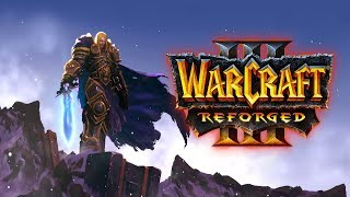 Warcraft III : Reforged BETA