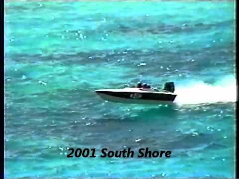10 Years of Bermuda Powerboat Racing