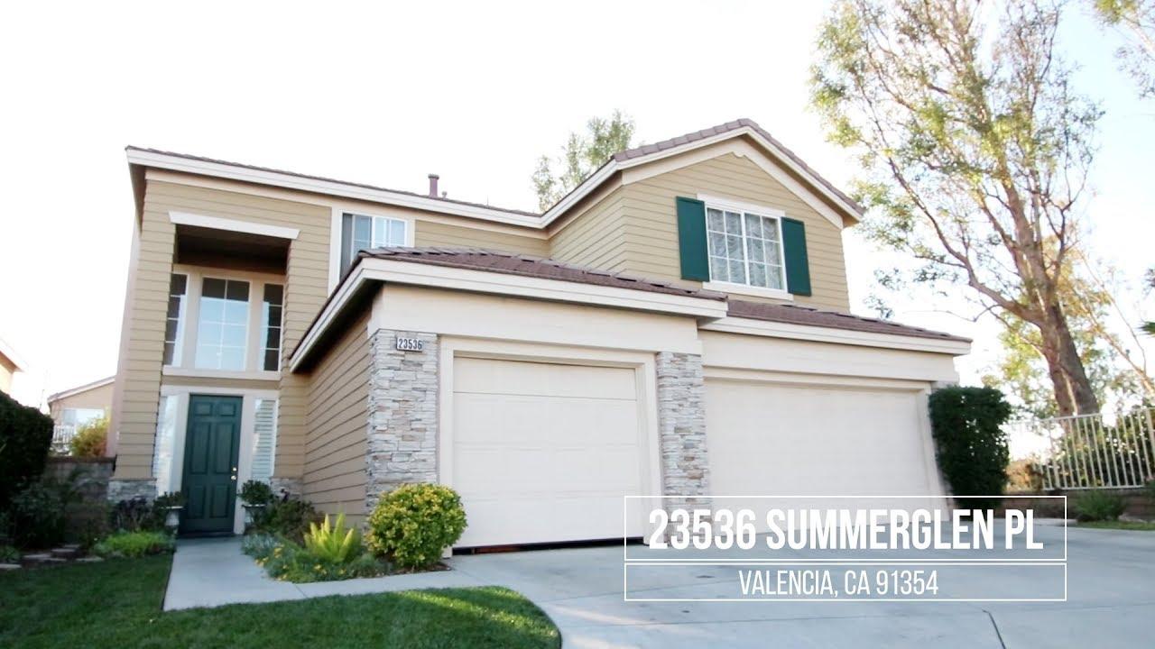 23536 Summerglen Place • Valencia, CA • 91354
