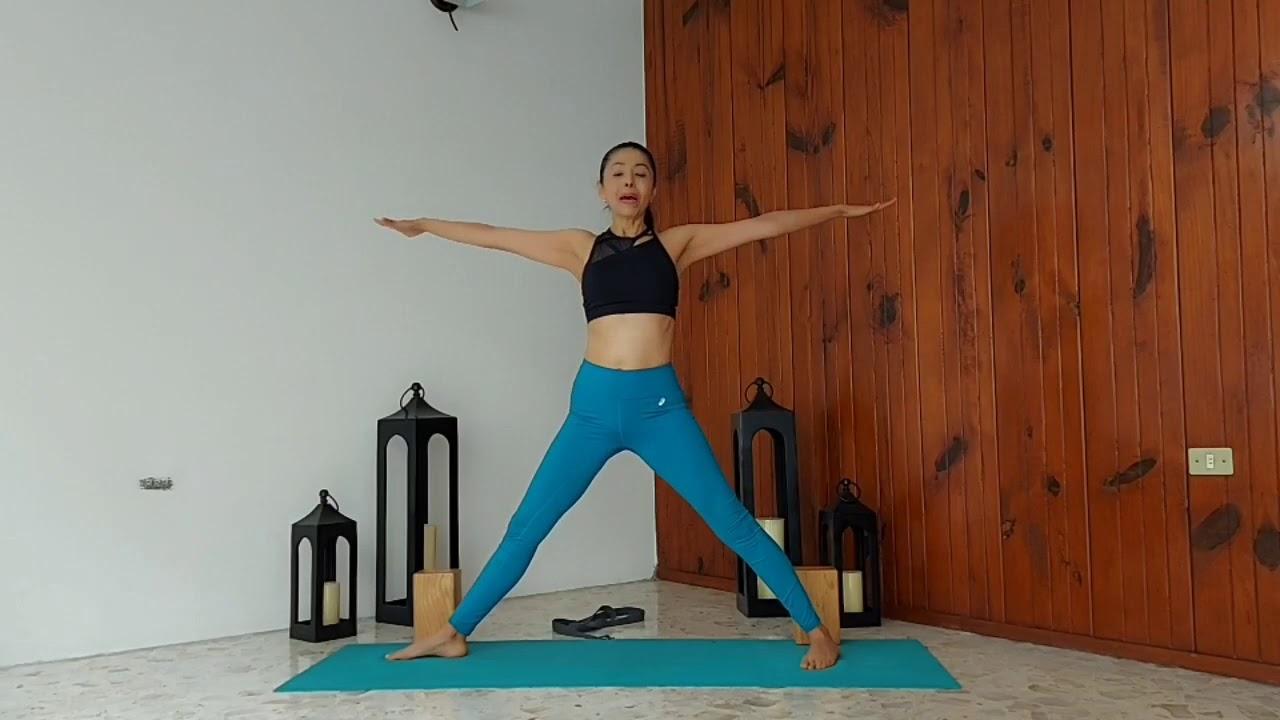 Haleys Hatha Yoga - Mindfulness Practice (Yoga Full Class