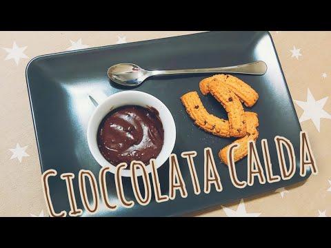 CIOCCOLATA CALDA: come farla con il Monsieur Cuisine