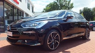 VERKOCHT: Citroën DS5 BlueHDi 180PK S&S EAT6 Aut. Sport Chic, Autobedrijf Bouwman Ommen