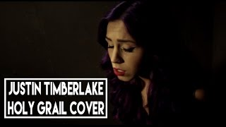 jay z holy grail featuring justin timberlake cover by vchenay girl version