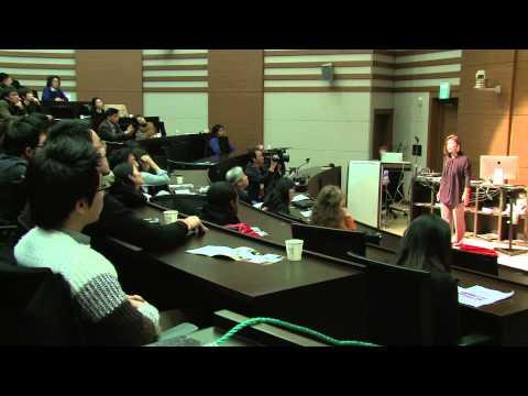 Art conservation: Eunjin Kim at TEDxSNUSuwon