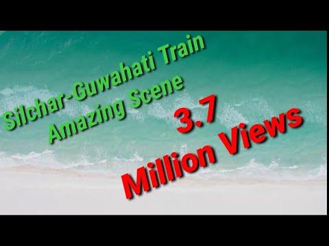 Silchar To Guwahati Train Past passanger