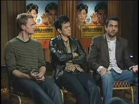 Interview with Kal Penn, John Cho and Neil Patrick Harris