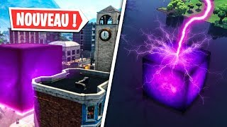 This is THE SECRET of the CUBE on Fortnite. (Season 6)