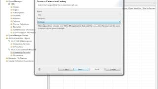 How to configure PowerExchange for JMS with IBM WebSphere MQ