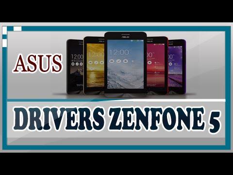 Como Instalar os Drivers do Zenfone 5