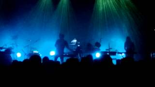 SBTRKT - Temporary View (Live @ Le Trianon, Paris 18-11-2014)