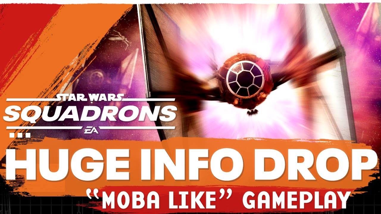 "Squadrons Update | HUGE Info Drop + ""MOBA-like"" Gameplay"