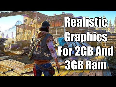 Top 5 Realistic Graphic Android Games | HD Graphics | For 2GB Or 3GB Ram