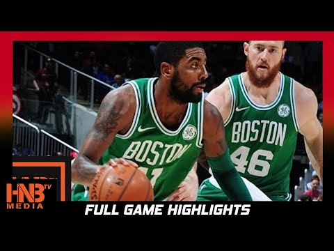 Boston Celtics vs Atlanta Hawks Full Game Highlights / Week 3 / 2017 NBA Season