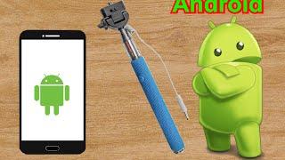Как подключить монопод / Селфи палку к Андроид.(, 2015-06-09T18:29:51.000Z)