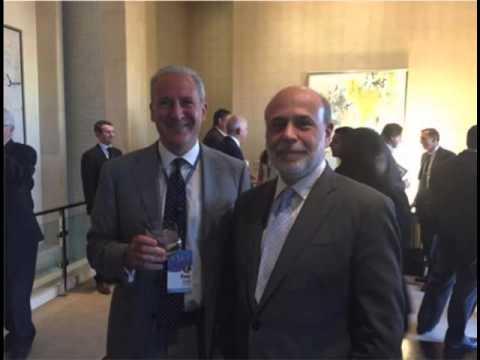 Ben Bernanke meets Peter Schiff