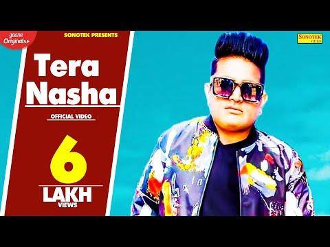 Tera Nasha || Raju Punjabi,  Vicky Siwani, Aarju, Sachin Rao || Haryanvi Song 2017 || New Song