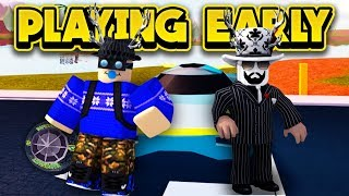 PLAYING THE NEW JAILBREAK UPDATE EARLY! (ROBLOX Jailbreak)