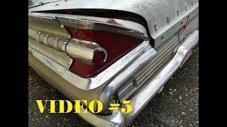 Part 5 Will It Run? 1959 Mercury Monterey: Asleep For A Decade
