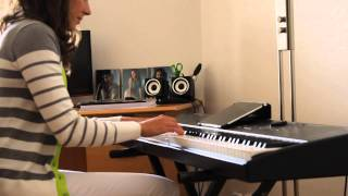 Iva Vesela - When I was alone piano