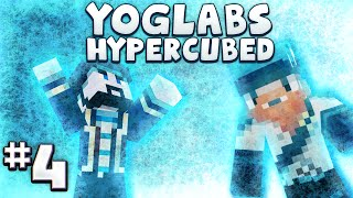 Minecraft Mods - YogLabs Hypercubed 4 - Frozen Tomb