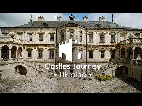 Castles Journey • подорож замками Золотої підкови Львівщини + Дубно