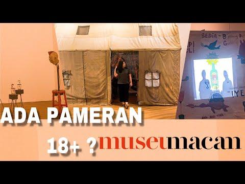 [ WVLOG #10 ] DUNIA DALAM BERITA - MUSEUM MACAN 2019!