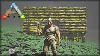 Ark Survival Evolved #16 - Aprimorando o Lar dos Insanos!
