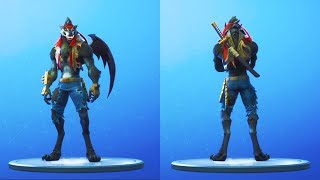 "NEW ""WOLFPACK"" Back Bling Unlocked + Stage 6 MAX ""DIRE"" Black Werewolf & Dire Pickaxe Unlocked!"