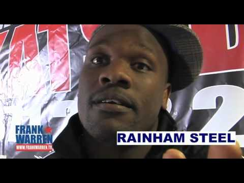 Derek Chisora Interview