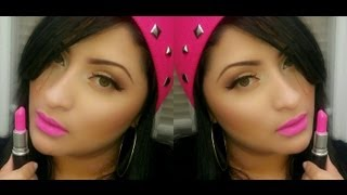 MAC candy yum yum Valentine's day easy makeup tutorial Thumbnail