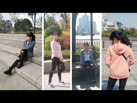 [VIDEO] - End of Summer/Autumn Lookbook 2019! | 初秋穿搭 | Palina 5