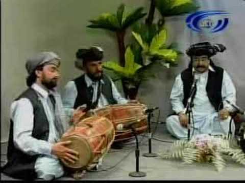 Afghan musicKhyar Mohammad Khandan Afghan song Pashto