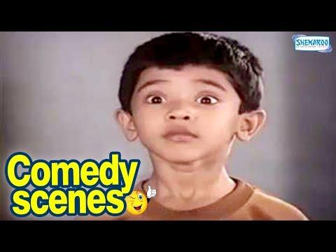 Kashinath Comedy Scene| Hendathi Endare Heegirabeku | Kannada Comedy Scenes