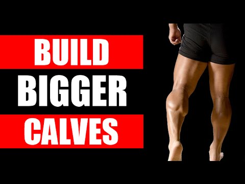 HOW TO GET BIGGER CALVES FAST! | 4 EXERCISES YOU NEED TO DO TO ...