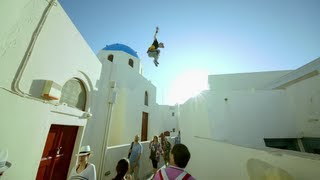Ryan Doyle Travel Story - Freerunning in Greece - Episode 7