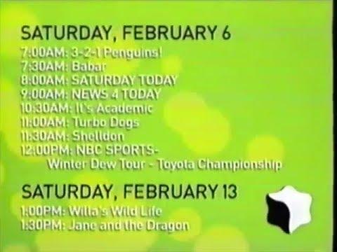 qubo schedule 2009