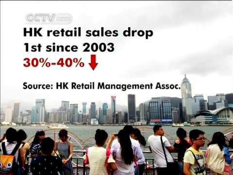 National Day retail sales in HK hit 11-year low