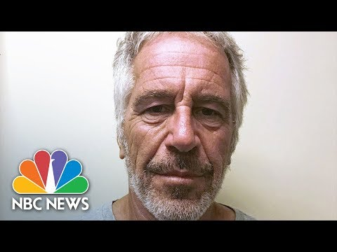 Frankie Darcell - Accused Sex Trafficker Jeffrey Epstein Found Dead