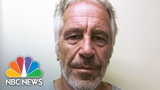 Special Report: Jeffrey Epstein Found Dead In Jail Cell | NBC News