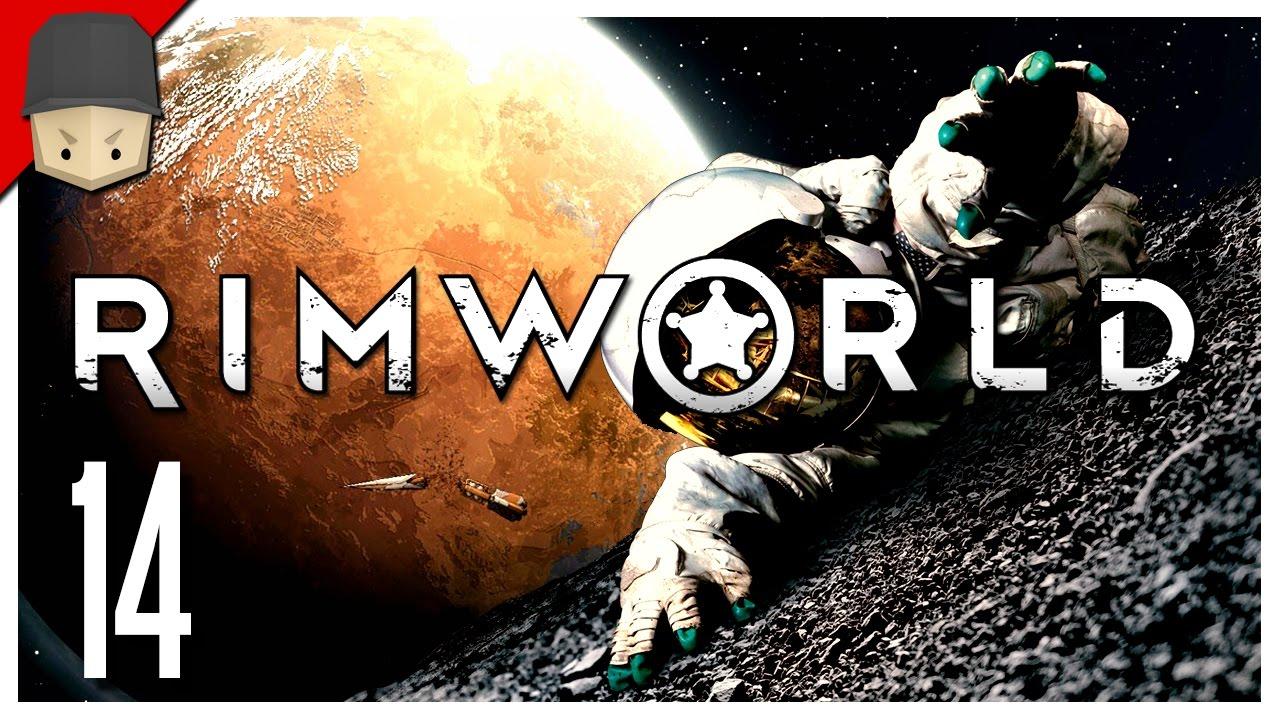 RimWorld - Ep 14 : COMMS CONSOLE! - Let's Play RimWorld