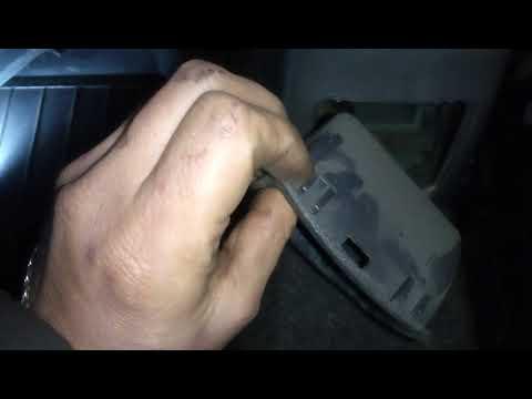 Как натянуть ручник на шевроле ланос