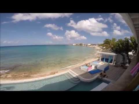 Sint Maarten/Saint Martin August 2015
