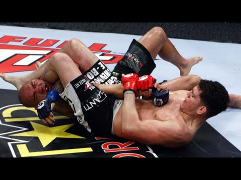Nick Diaz's Run Through Strikeforce