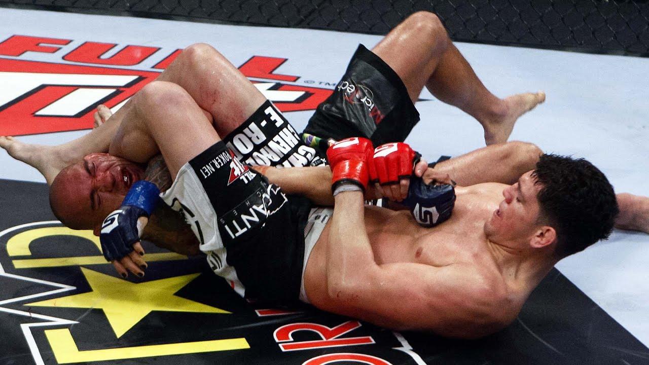 Download Nick Diaz's Run Through Strikeforce