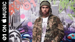 Vic Mensa: 'Hooligans' and Going Punk | Beats 1 | Apple Music