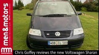 Volkswagen Sharan Review (2000)
