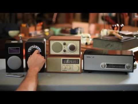 AM/FM Table Radios - Tivoli Audio, Sangean, Crosley