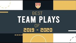 Best Team Plays of 2019-2020 Season